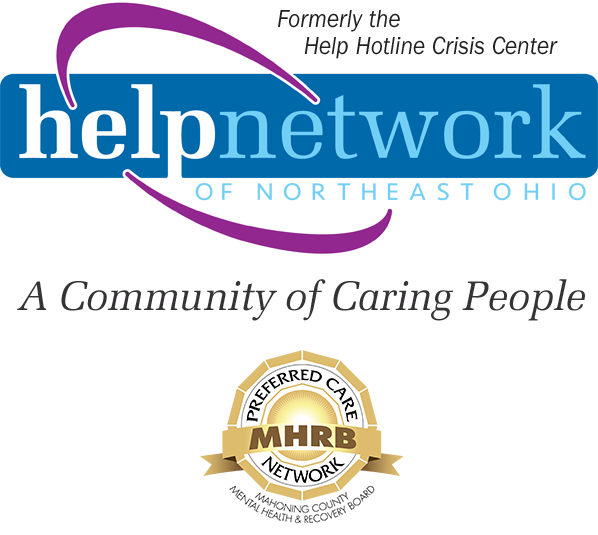 Formerly the Help Hotline Crisis Center - Help Network of Northeast Ohio - A Community of Caring People - helpnetworkneo.org